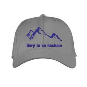 Czapka Góry to co kocham