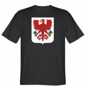 Koszulka Gorzów Wielkopolski herb