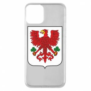 Phone case for iPhone 11 Gorzow Wielkopolski coat of arms