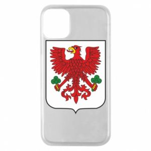 Phone case for iPhone 11 Pro Gorzow Wielkopolski coat of arms