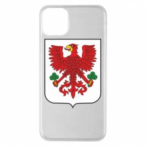 Phone case for iPhone 11 Pro Max Gorzow Wielkopolski coat of arms