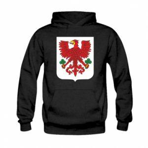 Bluza z kapturem dziecięca Gorzów Wielkopolski herb