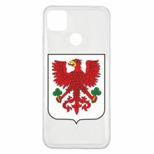 Etui na Xiaomi Redmi 9c Gorzów Wielkopolski herb