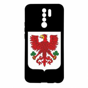 Etui na Xiaomi Redmi 9 Gorzów Wielkopolski herb