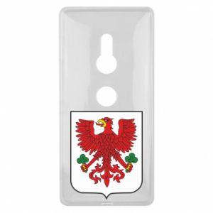 Etui na Sony Xperia XZ2 Gorzów Wielkopolski herb