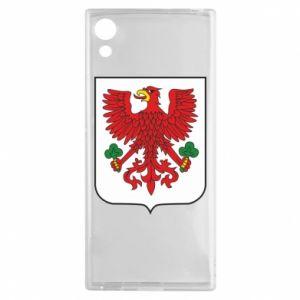 Etui na Sony Xperia XA1 Gorzów Wielkopolski herb