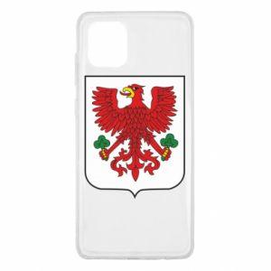 Etui na Samsung Note 10 Lite Gorzów Wielkopolski herb