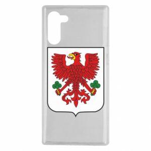 Etui na Samsung Note 10 Gorzów Wielkopolski herb