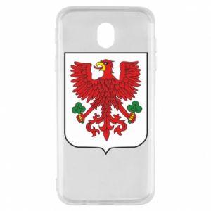 Etui na Samsung J7 2017 Gorzów Wielkopolski herb