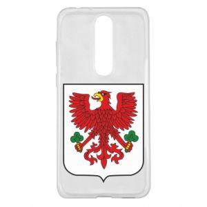 Etui na Nokia 5.1 Plus Gorzów Wielkopolski herb