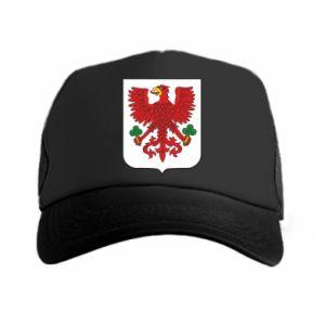Czapka trucker Gorzów Wielkopolski herb
