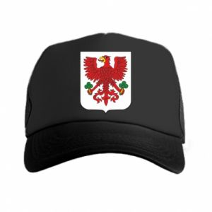 Trucker hat Gorzow Wielkopolski coat of arms