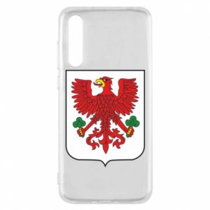 Etui na Huawei P20 Pro Gorzów Wielkopolski herb