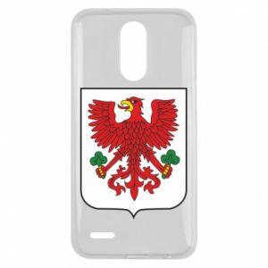 Etui na Lg K10 2017 Gorzów Wielkopolski herb