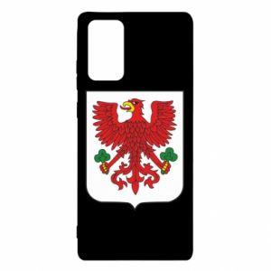 Etui na Samsung Note 20 Gorzów Wielkopolski herb