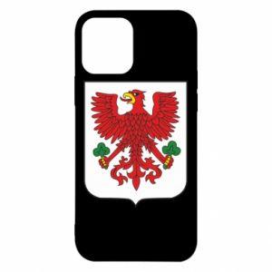 Etui na iPhone 12/12 Pro Gorzów Wielkopolski herb