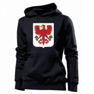 Bluza damska Gorzów Wielkopolski herb