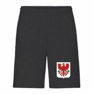 Szorty męskie Gorzów Wielkopolski herb