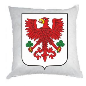 Poduszka Gorzów Wielkopolski herb