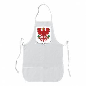 Fartuch Gorzów Wielkopolski herb