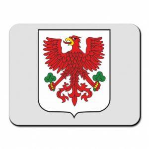 Mouse pad Gorzow Wielkopolski coat of arms