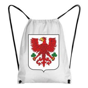 Plecak-worek Gorzów Wielkopolski herb