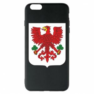 Phone case for iPhone 6 Plus/6S Plus Gorzow Wielkopolski coat of arms