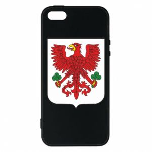 Phone case for iPhone 5/5S/SE Gorzow Wielkopolski coat of arms