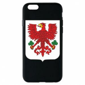 Phone case for iPhone 6/6S Gorzow Wielkopolski coat of arms