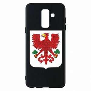 Phone case for Samsung A6+ 2018 Gorzow Wielkopolski coat of arms