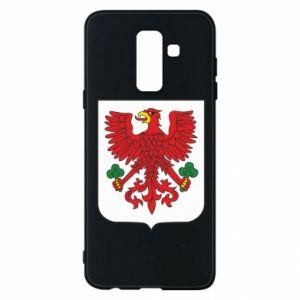 Etui na Samsung A6+ 2018 Gorzów Wielkopolski herb