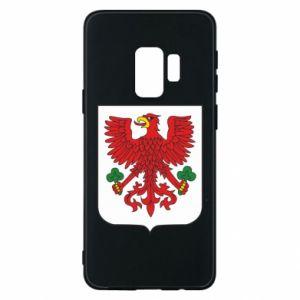 Phone case for Samsung S9 Gorzow Wielkopolski coat of arms