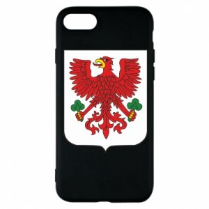 Phone case for iPhone 8 Gorzow Wielkopolski coat of arms