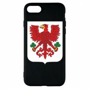 Etui na iPhone 8 Gorzów Wielkopolski herb