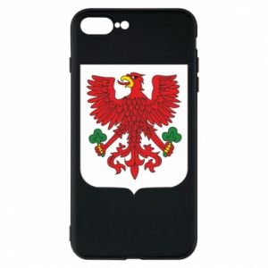 Phone case for iPhone 8 Plus Gorzow Wielkopolski coat of arms