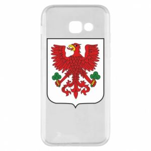 Phone case for Samsung A5 2017 Gorzow Wielkopolski coat of arms