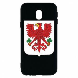 Etui na Samsung J3 2017 Gorzów Wielkopolski herb