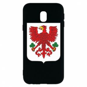 Phone case for Samsung J3 2017 Gorzow Wielkopolski coat of arms