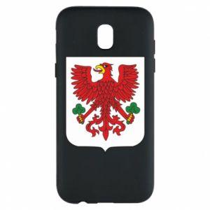 Phone case for Samsung J5 2017 Gorzow Wielkopolski coat of arms