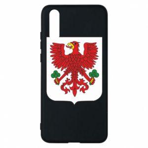 Etui na Huawei P20 Gorzów Wielkopolski herb