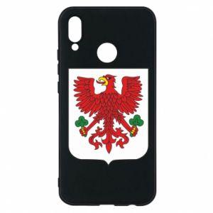 Phone case for Huawei P20 Lite Gorzow Wielkopolski coat of arms