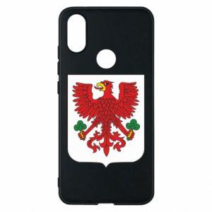 Phone case for Xiaomi Mi A2 Gorzow Wielkopolski coat of arms