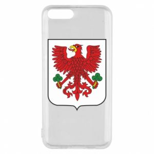 Phone case for Xiaomi Mi6 Gorzow Wielkopolski coat of arms