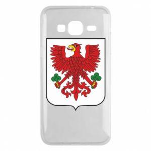 Etui na Samsung J3 2016 Gorzów Wielkopolski herb