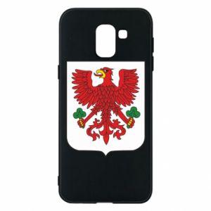 Etui na Samsung J6 Gorzów Wielkopolski herb