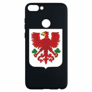Phone case for Huawei P Smart Gorzow Wielkopolski coat of arms