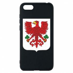 Phone case for Huawei Y5 2018 Gorzow Wielkopolski coat of arms