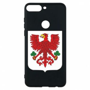 Phone case for Huawei Y7 Prime 2018 Gorzow Wielkopolski coat of arms