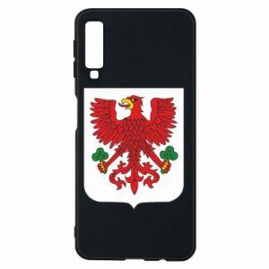 Etui na Samsung A7 2018 Gorzów Wielkopolski herb