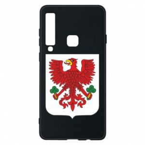 Phone case for Samsung A9 2018 Gorzow Wielkopolski coat of arms